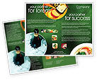 Banquet Brochure Template #00725 - small preview