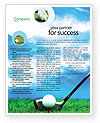 Golf Flyer Template #01768 - small preview