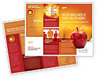 Standing Out Brochure Template