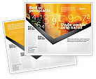 Abstract Digital Brochure Template