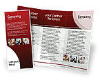 Savings and Credits Brochure Template