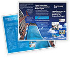 Building Company Brochure Template