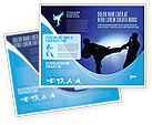 Sports: Martial Art Brochure Template #02724