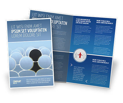 Your own point of view brochure template design and layout for Create your own brochure templates free