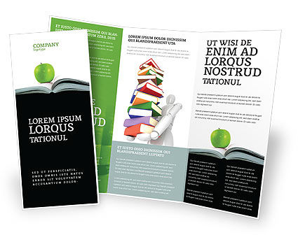 brochure design software for mac - book and apple brochure template design and layout