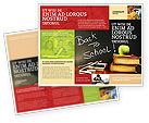 Back To School Brochure Template #02867 - small preview