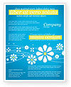 Spring Flyer Template #03011 - small preview
