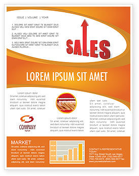 newsletter_template_b Sale Business Newsletter Templates on