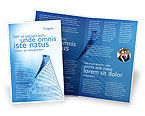 City+wide+church+revival: Office Center Brochure Template #03678