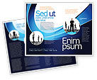 Business Concepts: Leadership Program Brochure Template #03720