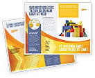 Education & Training: Wooden Kit Brochure Template #03812