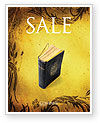 Christian Bible Sale Poster Template #03936 - small preview