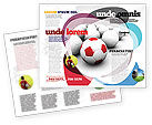 Sports: Originality Brochure Template #04570