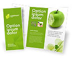 Apple Bite Brochure Template
