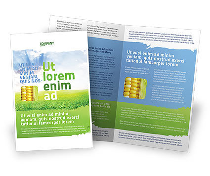 agriculture brochure templates - agriculture brochure templates design and layouts