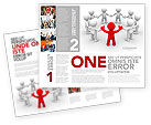 Consulting: Union Brochure Template #05459