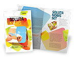 Slimming Brochure Template #06061 - small preview