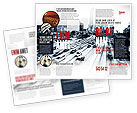 City+wide+church+revival: City Highway Brochure Template #06261