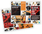 Sport Gym Brochure Template #06294 - small preview