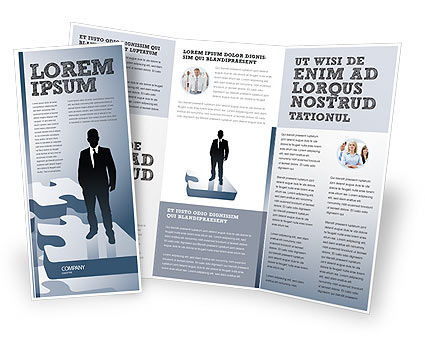 career brochure template - career stages brochure template design and layout