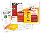 Education & Training: Sprint Runners Brochure Template #08194