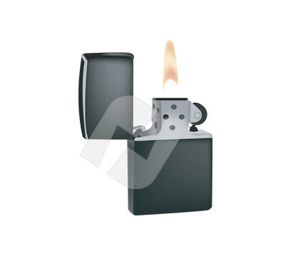 Lighter Art Lighter Vector Clip Art 00228