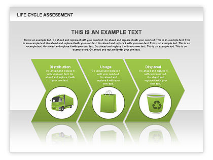 Life Cycle  Assessment Diagram #00573
