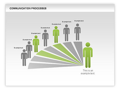 Communication Process Diagram #00668