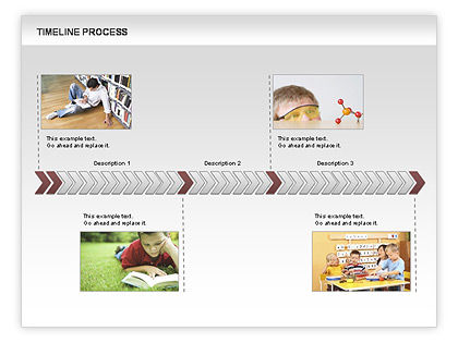 process timeline template powerpoint .