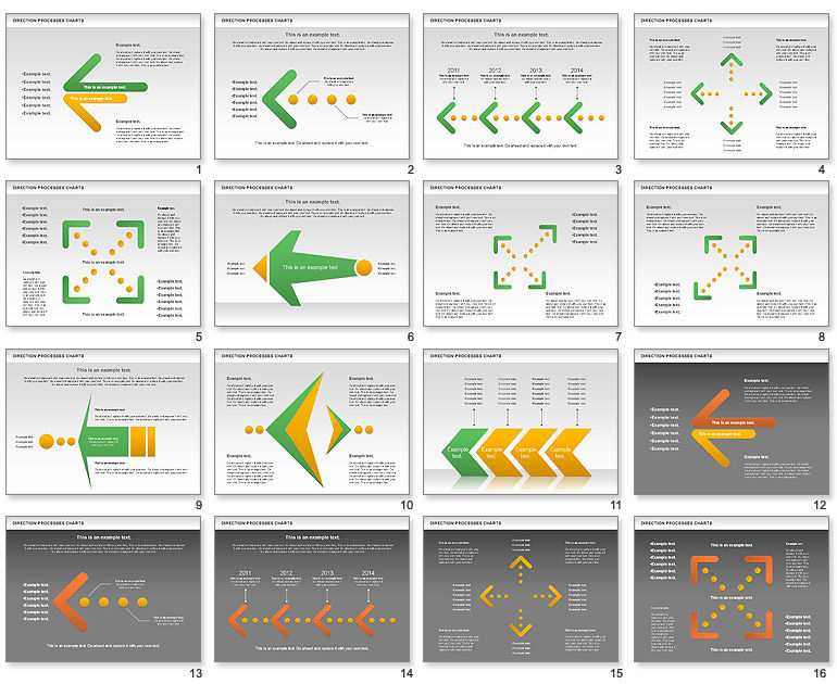PoweredTemplate  PowerPoint Diagrams Word and Brochure