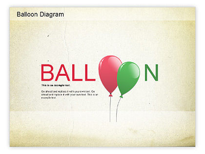Balloon Diagram  #01152