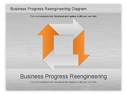 Business Process Reengineering Diagram #01153