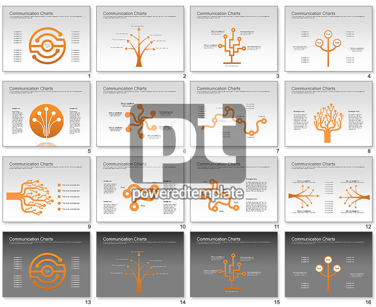 Tree Concept Diagram for PowerPoint