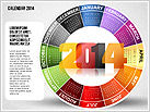 2014 PowerPoint Calendar #01747 - small preview