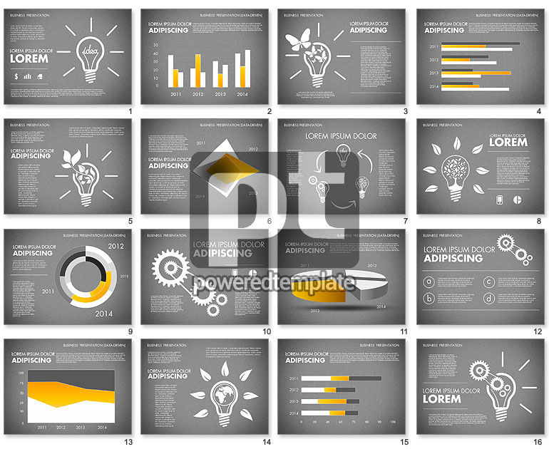 Creativepowerpointslides Creative Idea Presentation for