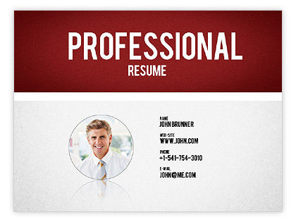 resume in a ppt 03052017