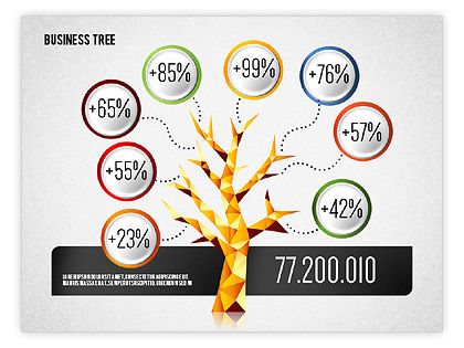 Business Tree Diagram #01872