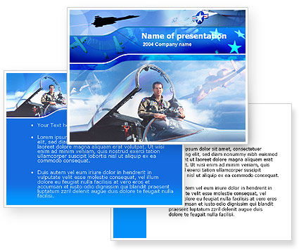 free air force powerpoint templates free download programs andromalhala. Black Bedroom Furniture Sets. Home Design Ideas