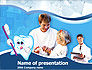 Oral Health Education PowerPoint Template #00186 - small preview