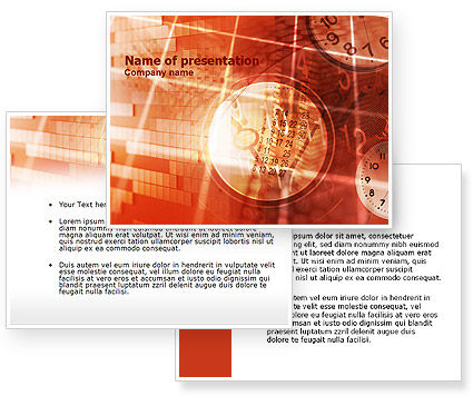 Free stock market quotes powerpoint template for Stock market ppt templates free download