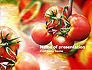 Tomato Farming PowerPoint Template #00786 - small preview