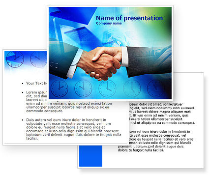 powerpoint proposal template .