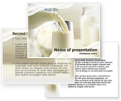 Backgrounds for milk ppt backgrounds 3backgrounds pouring milk powerpoint template toneelgroepblik Images