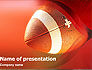 American Football American Conference PowerPoint Template