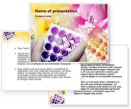 Creation of new pharmacology powerpoint template for Pharmacology powerpoint templates free download