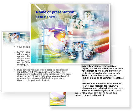 Business Overview PowerPoint Template #01466