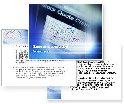 Stock-Market PowerPoint Template #01931