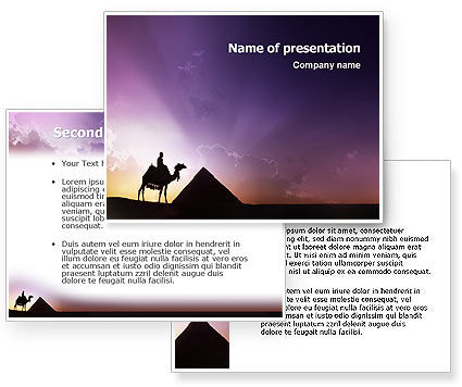 Tourism PowerPoint Template #02310