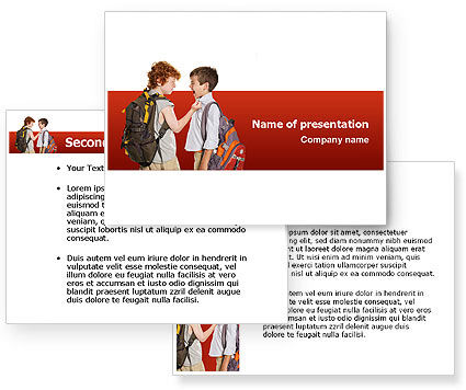 Bullying PowerPoint Template #02884