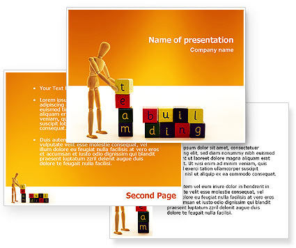 Powerpoint templates free download team building collage for Team building powerpoint presentation templates